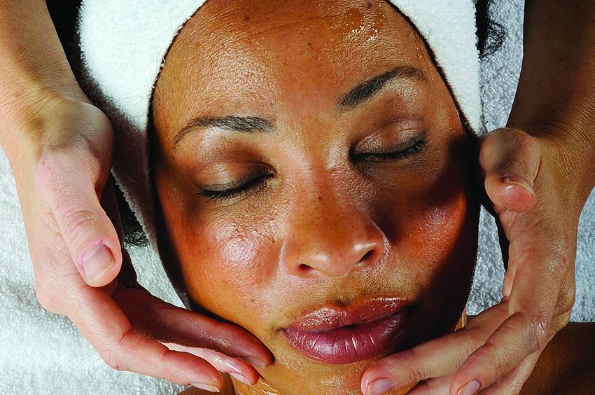 Total Rejuvenation facial